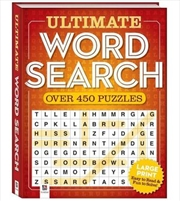 Ultimate Word Search | Hardback Book
