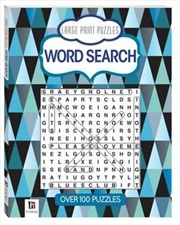Large Print Prestige Puzzles Word Search 1 | Books