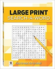 Large Print Search-a-Word Series 4, Vol.1 | Books
