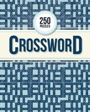 250 Puzzles: Crossword | Books
