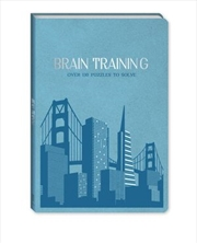 Leather Puzzle Brain Training (series 2) | Paperback Book