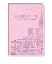 Leather Puzzle: Word Search (series 2) | Paperback Book