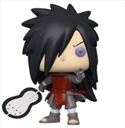Naruto - Madara (Reanimation) US Exclusive Pop! Vinyl [RS] | Pop Vinyl