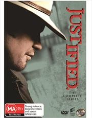 Justified - Season 1-6 | Boxset | DVD