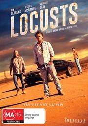Locusts | DVD