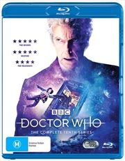 Doctor Who - Series 10 | Blu-ray