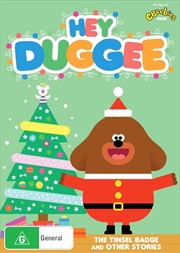Hey Duggee - The Tinsel Badge | DVD