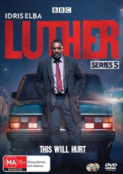 Luther - Series 5 | DVD