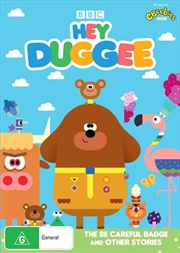 Hey Duggee - The Be Careful Badge | DVD