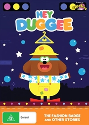 Hey Duggee - The Fashion Badge | DVD
