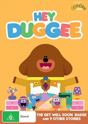 Hey Duggee - The Get Well Soon Badge | DVD