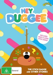 Hey Duggee - The Stick Badge | DVD