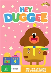 Hey Duggee - The Tidy Up Badge | DVD