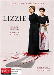 Lizzie | DVD
