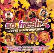 So Fresh - Hits Of Autumn 2020 | CD