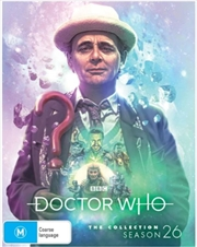Doctor Who - Series 26 - Limited Edition | Collection | Blu-ray