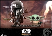 Star Wars: The Mandalorian - Mandalorian and the Child Cosbaby Set | Merchandise