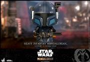 Star Wars: The Mandalorian - Heavy Infantry Mandalorian Cosbaby | Merchandise