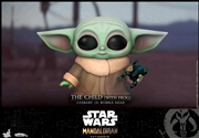 Star Wars: The Mandalorian - The Child with Frog Cosbaby | Merchandise