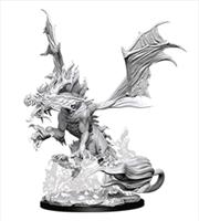 Pathfinder - Deep Cuts Unpainted Miniatures: Nightmare Dragon | Games