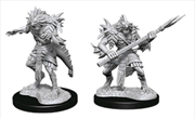 Dungeons & Dragons - Nolzur's Marvelous Unpainted Minis: Sahuagin | Games