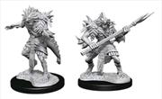 Dungeons & Dragons - Nolzur's Marvelous Unpainted Minis: Sahuagin | Games