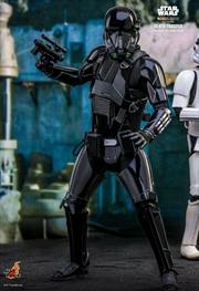 "Star Wars: The Mandalorian - Death Trooper 1:6 Scale 12"" Action Figure | Merchandise"