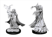Pathfinder - Deep Cuts Unpainted Miniatures: Cultist & Devil | Games