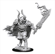 Pathfinder - Deep Cuts Unpainted Miniatures: Minotaur Labyrinth Guardian | Games