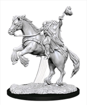 Pathfinder - Deep Cuts Unpainted Miniatures: Dullahan Headless Horsemen | Games