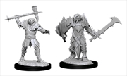 Dungeons & Dragons - Nolzur's Marvelous Unpainted Minis: Male Dragonborn Paladin | Games