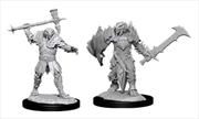 Dungeons & Dragons - Nolzur's Marvelous Unpainted Minis: Male Dragonborn Paladin | Games