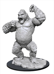 Dungeons & Dragons - Nolzur's Marvelous Unpainted Minis: Giant Ape | Games