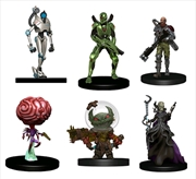 Starfinder Battles - Monster Starter Pack | Merchandise
