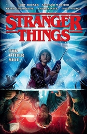 Stranger Things : The Other Side Volume 1 | Paperback Book