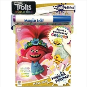 Inkredibles: Trolls World Tour Magic Ink Pictures | Paperback Book