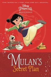Mulan's Secret Plan | Paperback Book