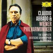 Complete Deutsche Grammophon Recordings   CD