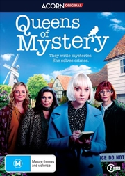 Queens Of Mystery | DVD