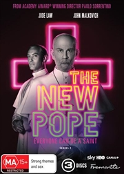 New Pope - Series 2, The | DVD