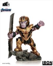 Avengers 4: Endgame - Thanos Minico PVC Figure | Merchandise
