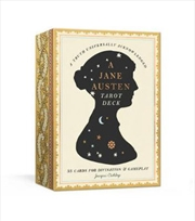 Jane Austen Tarot Deck - 53 Cards for Divination and Gameplay | Merchandise