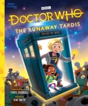 Doctor Who?: The Runaway TARDIS | Paperback Book