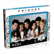 Friends - Milkshake 1000pc Puzzle | Merchandise
