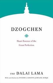 Dzogchen | Paperback Book
