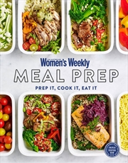 Meal Prep | Paperback Book