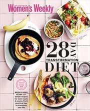 28 Day Transformation Diet | Paperback Book