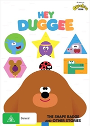 Hey Duggee - The Shape Badge | DVD
