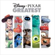 Disney Pixar Greatest Hits  | CD