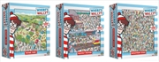 Wheres Wally 1000pc - Assorted Design Sent At Random | Merchandise